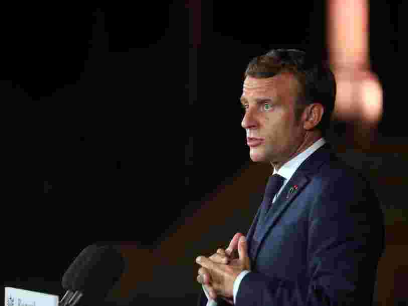 Emmanuel Macron annonce un nouveau confinement jusqu'au 1er décembre 'a minima'