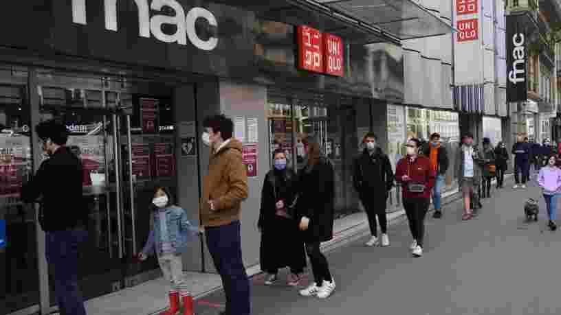 Fnac-Darty va laisser ses magasins ouverts pendant ce nouveau confinement
