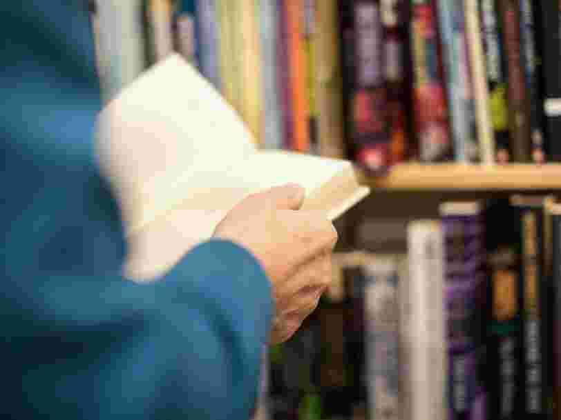Les commandes de livres qui arrivent en librairie auront des tarifs postaux plus bas