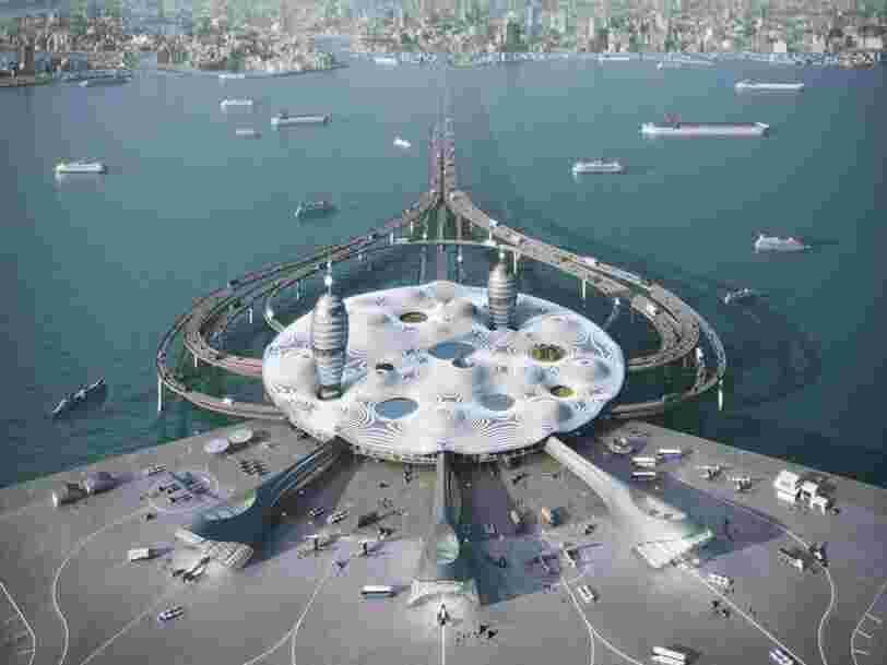 Voici à quoi pourraient ressembler les spatioports si le tourisme spatial devenait réalité