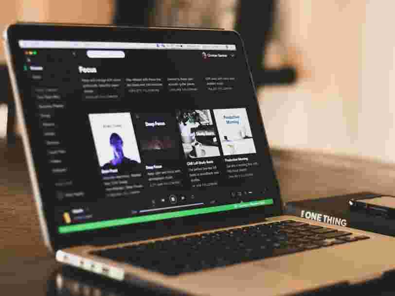 L'algorithme de Spotify va favoriser certaines chansons si les artistes acceptent de recevoir moins d'argent