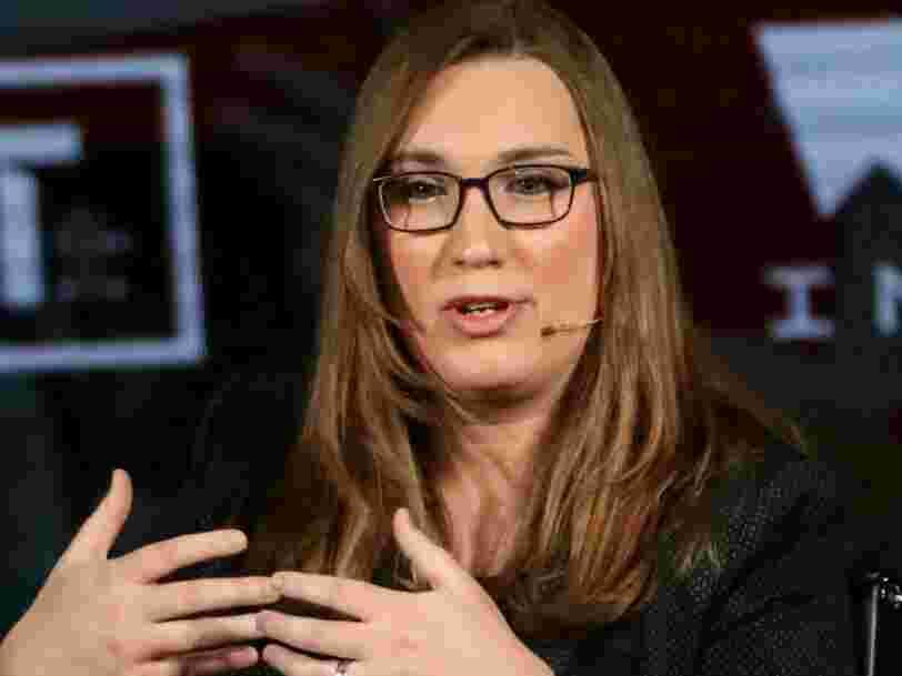 Sarah McBride devient la première sénatrice transgenre des Etats-Unis