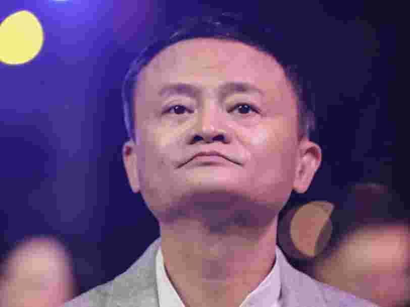 La fortune de Jack Ma chute de 3 Mds $ suite au report de l'introduction en Bourse d'Ant Group