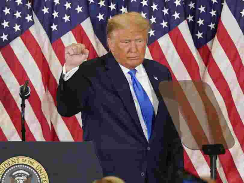 Élection américaine : si Donald Trump veut aller jusqu'à la Cour suprême, ça pourrait prendre des semaines