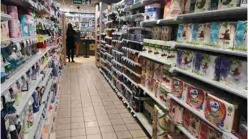 Les Français ont énormément consommé juste avant le reconfinement, mais pas autant qu'en mars