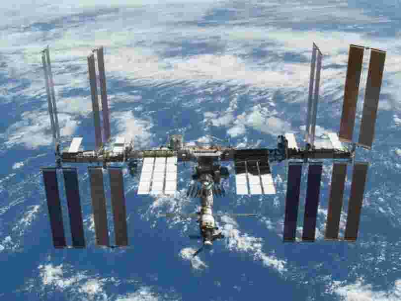 Voici ce que des sociétés privées imaginent pour remplacer l'ISS en fin de vie