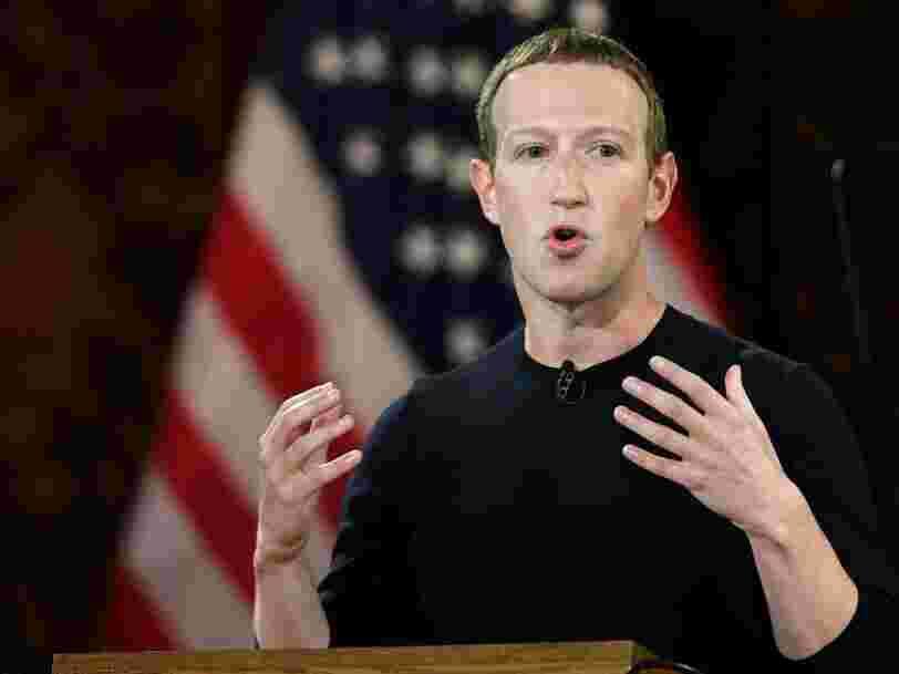 Les messages d'incitation à la violence sur Facebook auraient augmenté de 45% durant la semaine électorale aux États-Unis