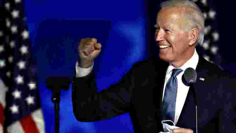 Joe Biden remporte l'élection présidentielle américaine et bat Donald Trump — la carte des résultats