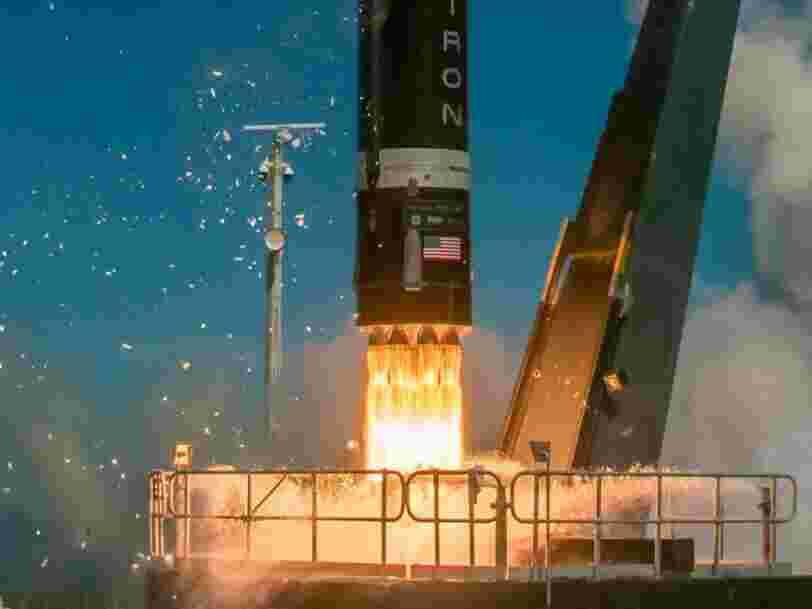 Rocket Lab est sur le point de concurrencer Space X avec ses propres lanceurs réutilisables