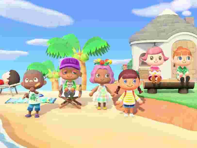 'Animal Crossing' pourrait devenir le jeu Nintendo le plus vendu de tous les temps
