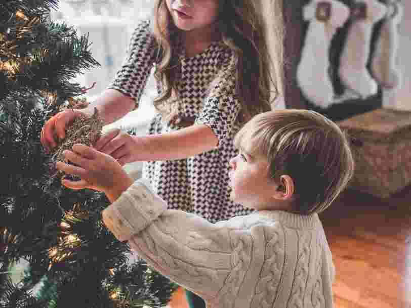 Chez Oxybul, vous pouvez choisir vos jouets de Noël en visio grâce à un rendez-vous privé