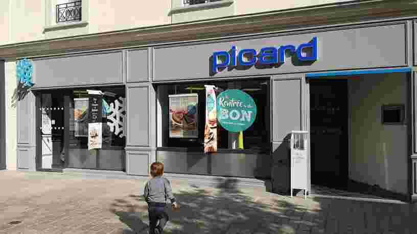 L'enseigne de surgelés Picard va proposer la livraison à domicile dans toute la France