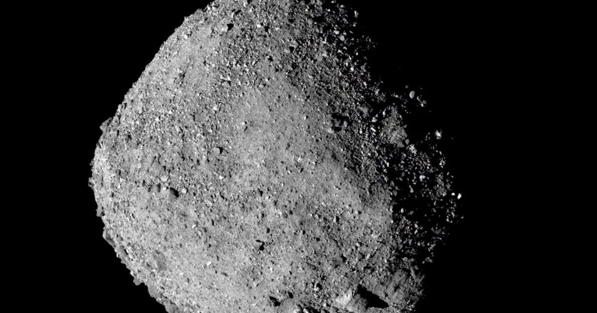 L'astéroïde sur lequel la NASA vient d'atterrir serait creux, avec un grand 'vide' en son centre