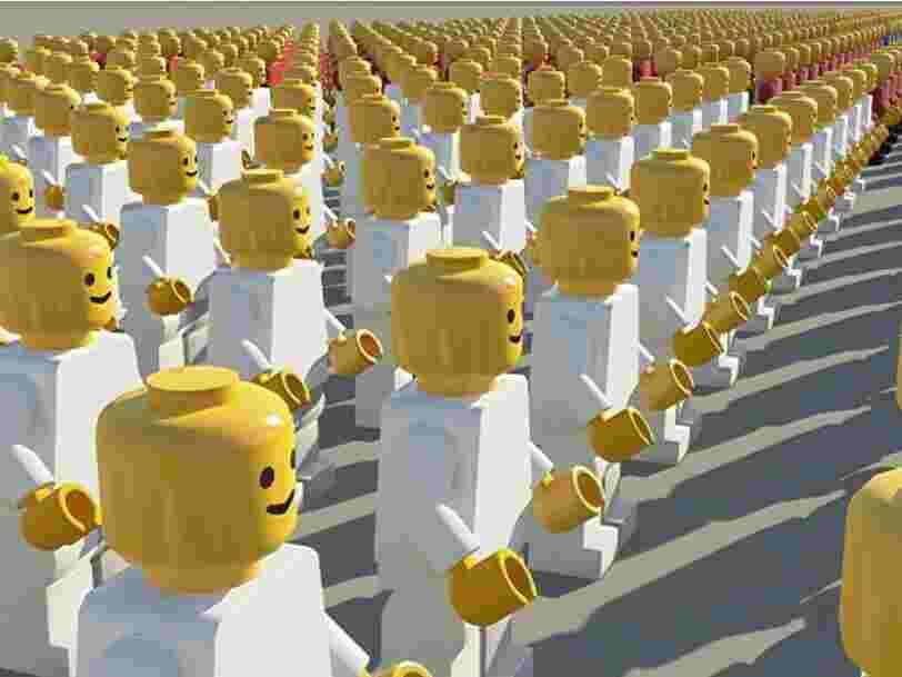 Lego, Playmobil : 5 promotions à découvrir sur Amazon et Cdiscount