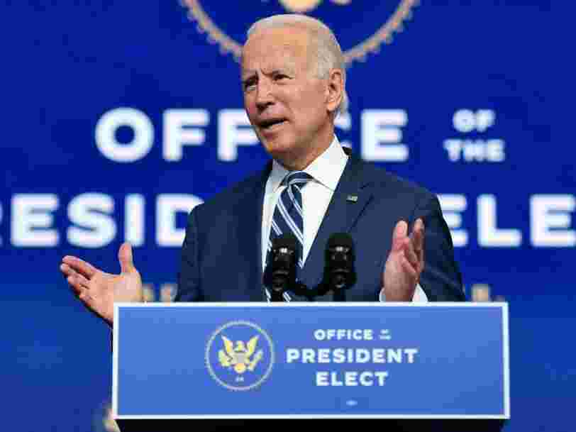 L'administration Trump dissimulerait des messages de chefs d'État étrangers au président élu Joe Biden