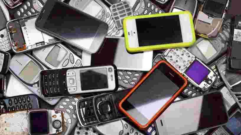 Ces 14 pays ont plus de téléphones portables inutilisés que d'habitants