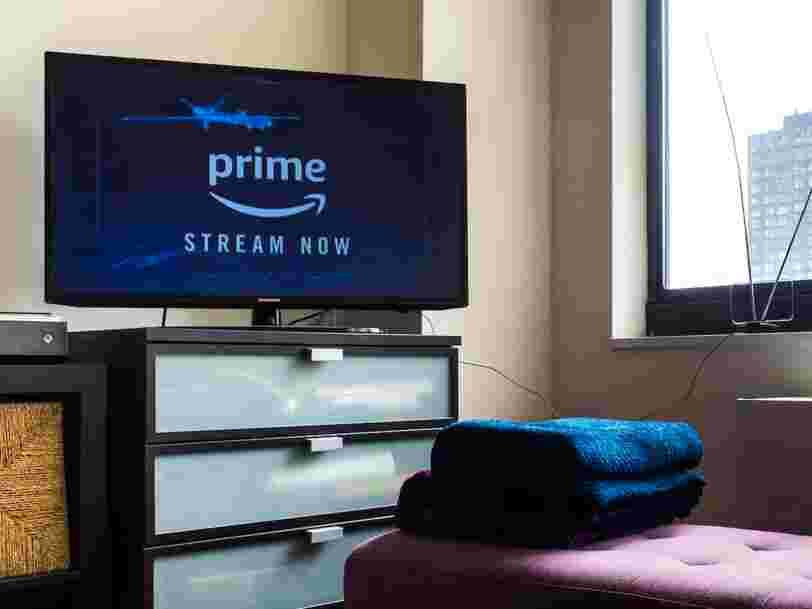 Amazon Prime Video arrive sur les box Orange, le seul opérateur qui lui manquait