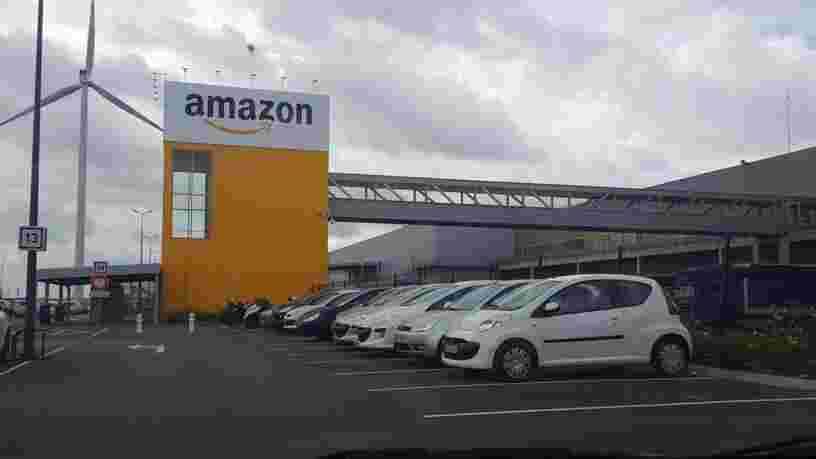 Politiques, syndicats et ONG demandent une taxe sur les ventes d'Amazon