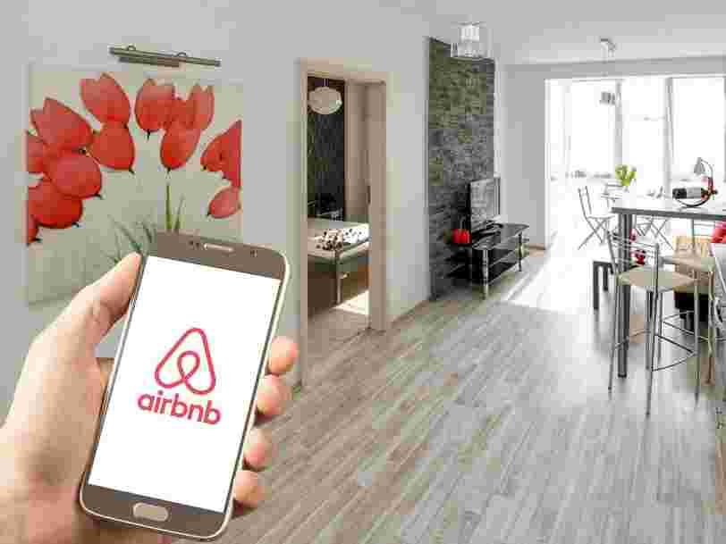 Airbnb résiste bien à la pandémie avant son entrée en Bourse