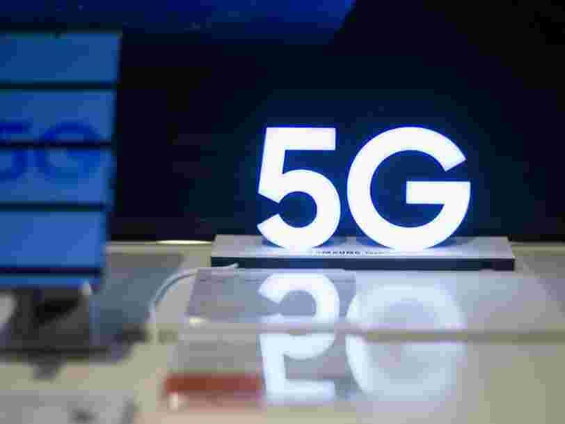 La 5G débarque en France ce mercredi mais tout le monde n'y aura pas encore accès