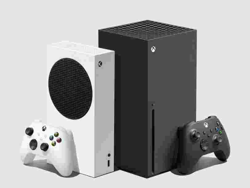 Les retards de livraison des nouvelles Xbox pourraient s'étendre jusqu'en avril 2021