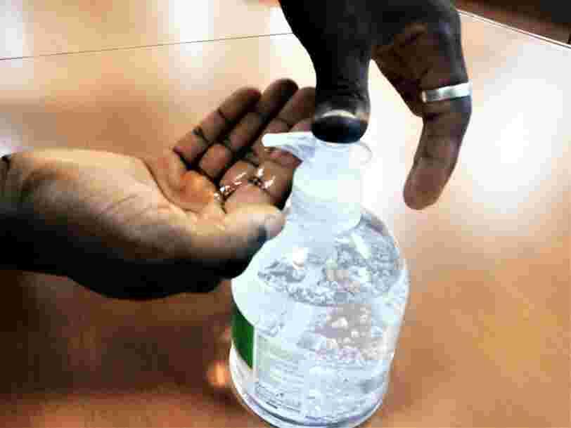 73% des gels hydroalcooliques sur le marché seraient non conformes, et 35% seraient dangereux selon la DGCCRF