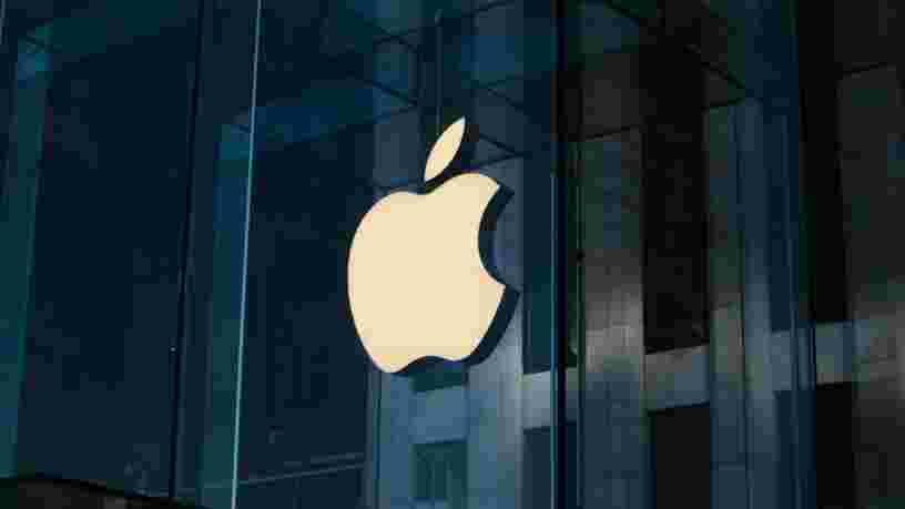 Apple a doublé son bénéfice net grâce au succès de ses iPhone