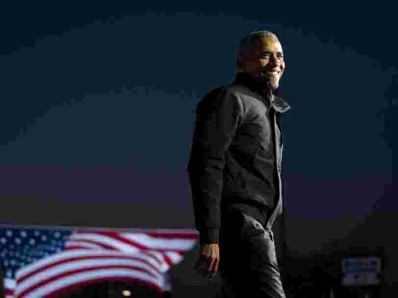 Les mémoires de Barack Obama battent des records de vente dès leur sortie aux États-Unis