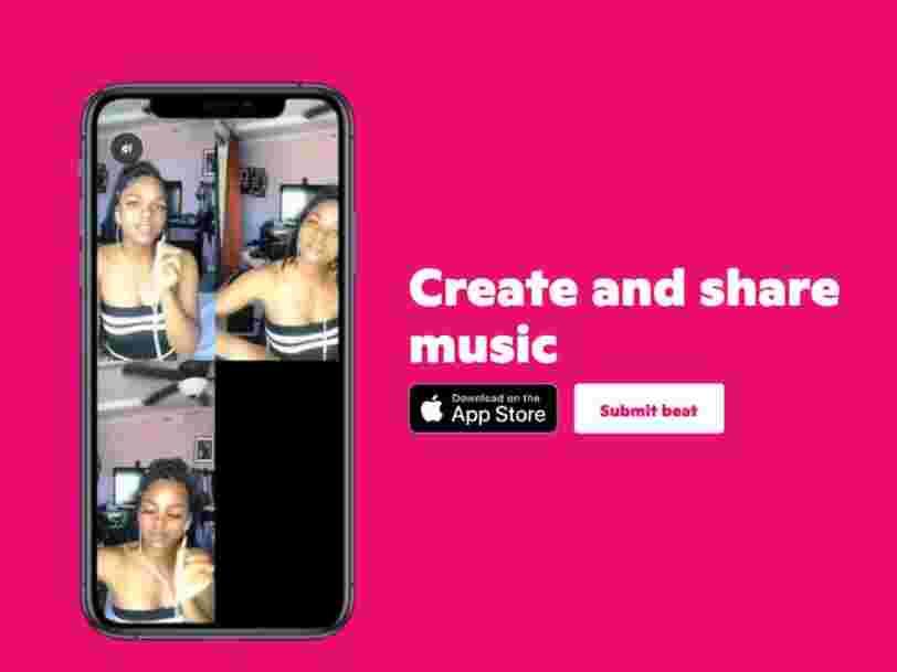 Snapchat rachète Voisey, une nouvelle appli musicale qui ressemble à TikTok