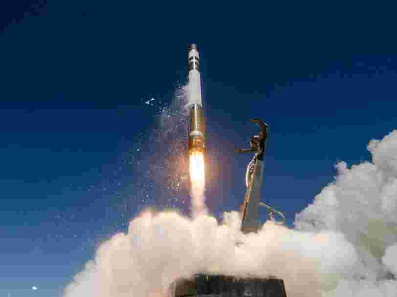 Rocket Lab réussit à récupérer son lanceur Electron, mais d'une manière différente de SpaceX