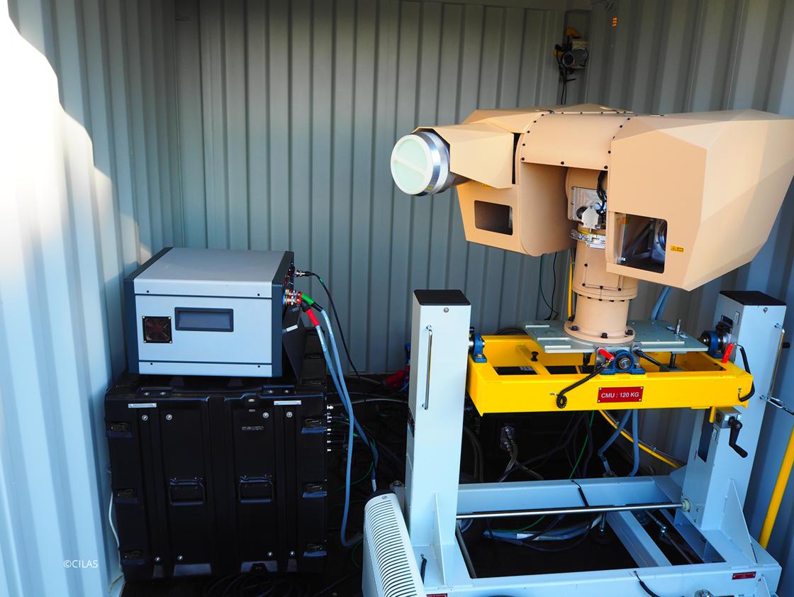 L'armée française teste un laser anti-drones avec des résultats 'prometteurs'  Thumbnail
