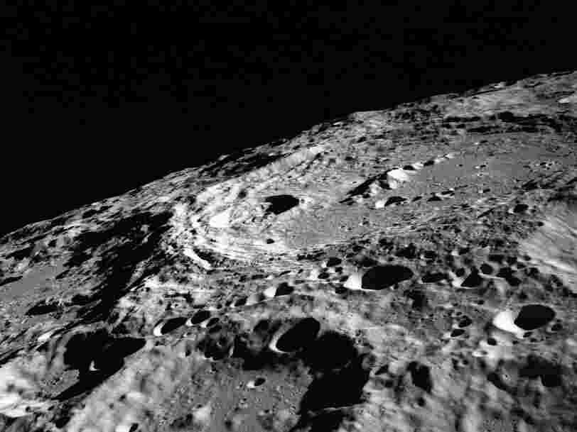 La Chine va envoyer une sonde sur la Lune pour ramener des échantillons de roches