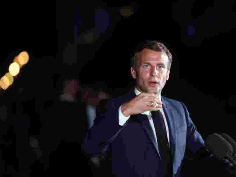 Les 3 étapes du déconfinement annoncées par Emmanuel Macron