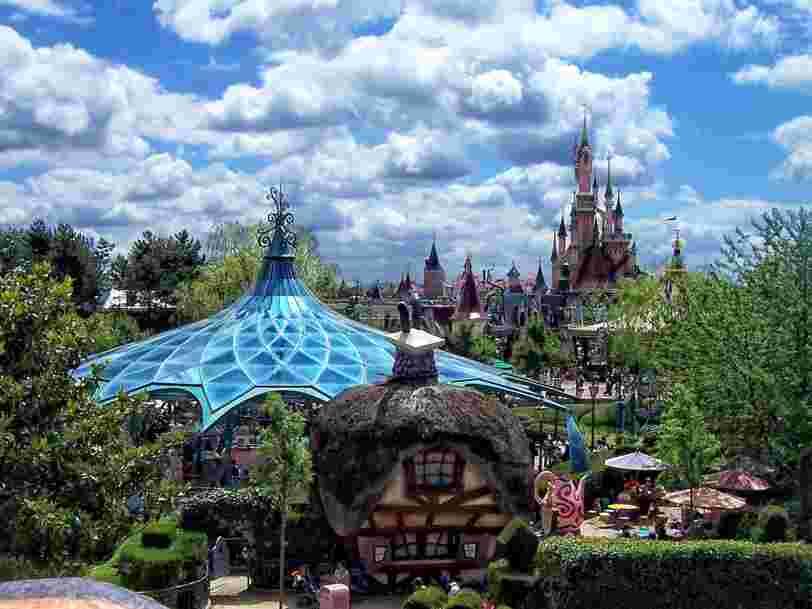 Disneyland Paris restera finalement fermé jusqu'à février