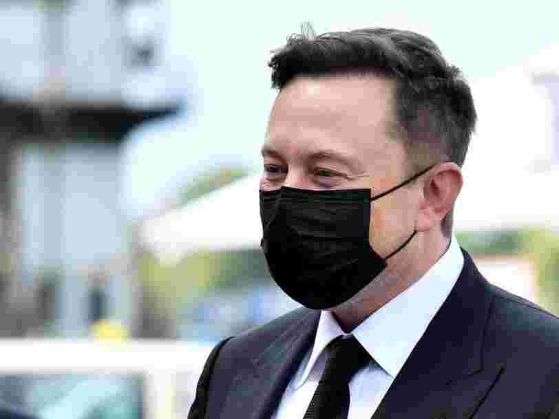 Elon Musk aimerait concevoir une Tesla compacte pour l'Europe
