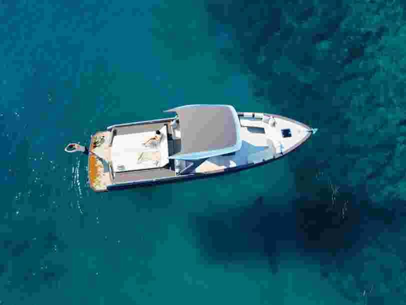 Le premier bateau de plaisance fonctionnant à l'hydrogène vert devrait être commercialisé en 2021