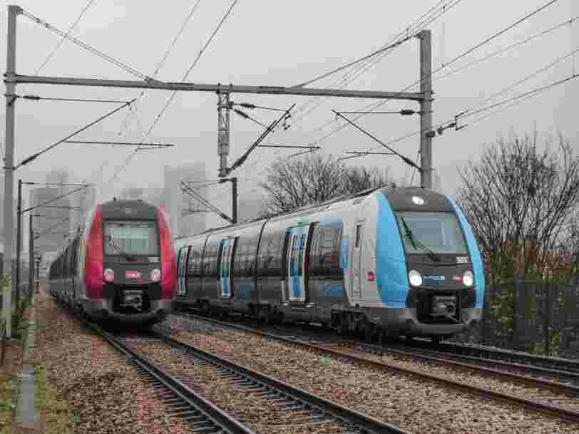 Le pass Navigo sera désormais remboursé en cas de retards répétés des trains de banlieue
