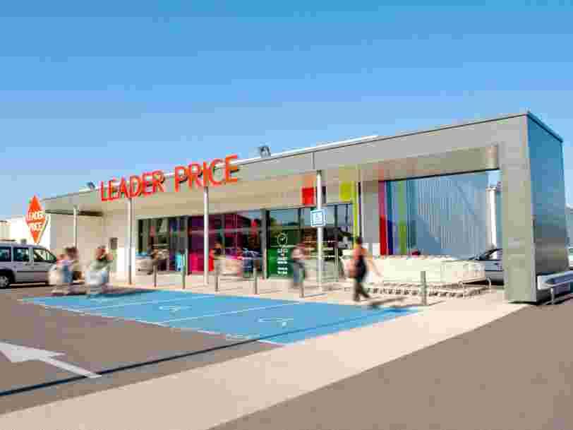 Casino finalise la vente de ses magasins Leader Price à Aldi pour environ 700 M€
