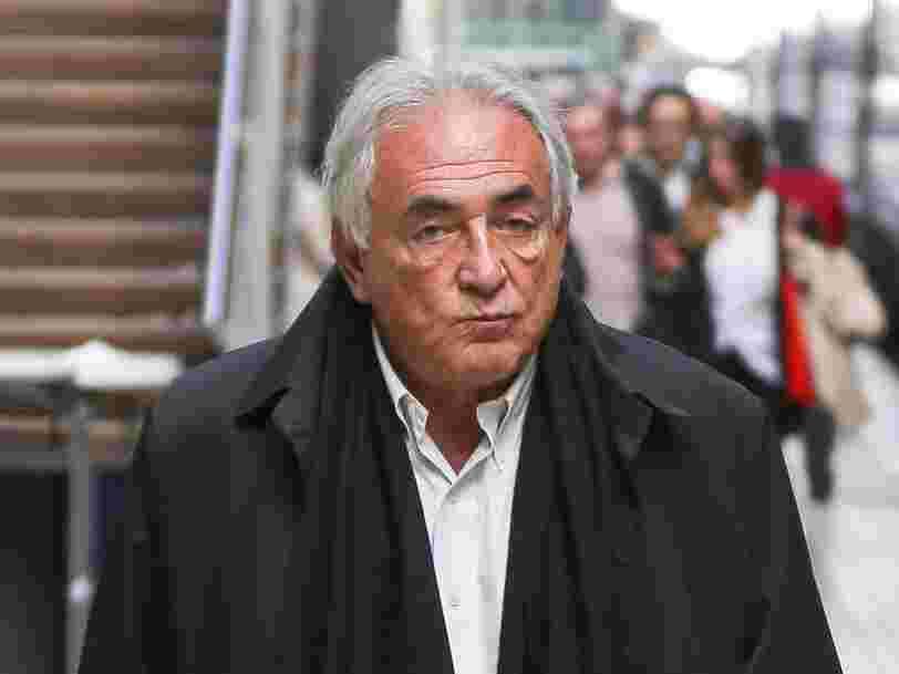 Le documentaire avec la version de Dominique Strauss-Kahn sortira fin 2021, après la série Netflix