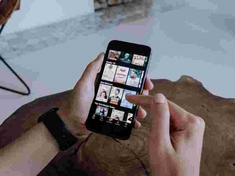 Netflix teste un mode 'audio' pour continuer d'écouter vos séries en verrouillant l'écran