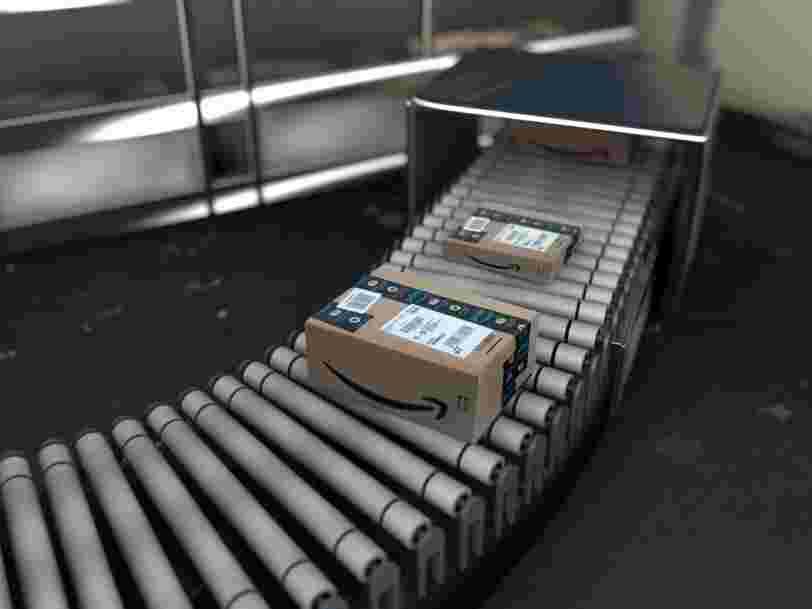 La fraude à la TVA sur les sites de e-commerce comme Amazon fait perdre des milliards à la France