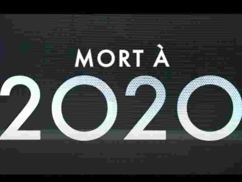 Les créateurs de 'Black Mirror' préparent un faux documentaire sur l'année 2020 pour Netflix