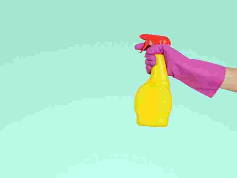 Près d'un produit ménager sur deux contient des composés dangereux selon l'UFC-Que Choisir
