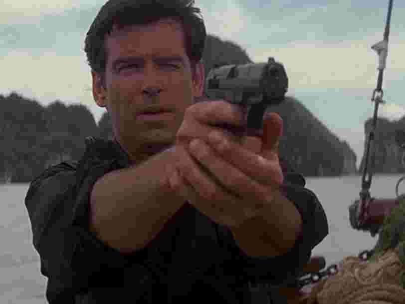 Une vingtaine de James Bond sont en ligne gratuitement sur YouTube, et c'est peut-être le futur du streaming