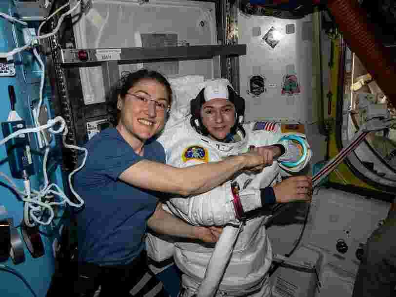 La NASA a choisi les 18 astronautes qui vont participer aux missions visant à retourner sur la Lune
