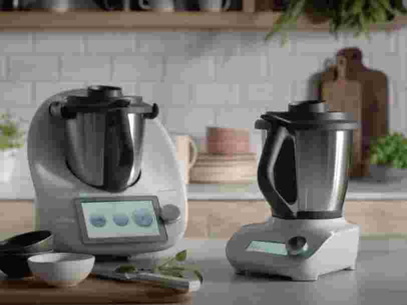 Vorwerk avance la date de sortie du Thermomix Friend, une extension du robot pour cuisiner plus vite
