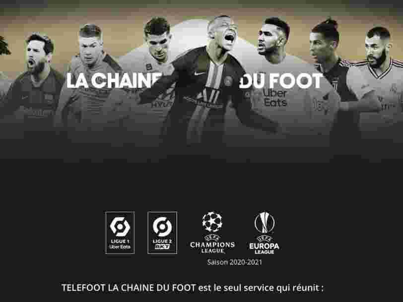 La chaîne Téléfoot de Mediapro devrait bientôt disparaître
