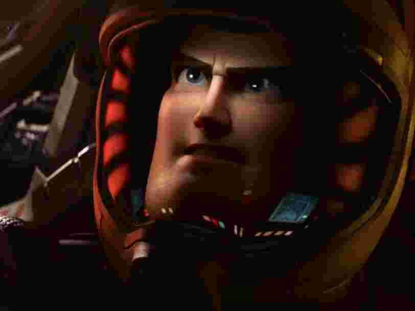 Buzz l'Eclair va avoir le droit à son propre film Pixar avec la voix de Chris Evans
