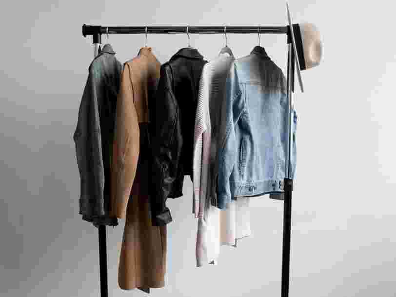 La Redoute, Cdiscount, Petit Bateau... Ces marques qui tentent de concurrencer Vinted sur les vêtements d'occasion