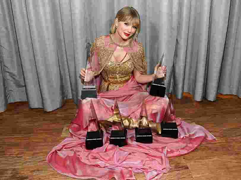 Voici comment Taylor Swift a construit sa fortune et comment elle la dépense